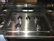 Whirlpool Gold G7cg3665xs 36 Inch Gas Cooktop With 5 Sealed Burners