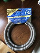 Ge Burst Resistant Washer Hose 4ft For All Brands Of Washers Pm14x90