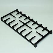 General Electric Wb31x27150 Gas Range Stove Double Burner Cast Iron Grate