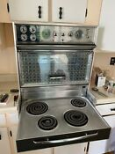 Vintage 1960 Frigidaire Flair Electric Range Oven Stove In Good Condition