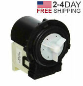 Replacement Water Drain Pump Motor Assembly For Lg Washer Wm2101hw Wm2016cw