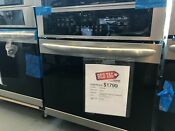 Frigidaire Gallery 30 Electric Wall Oven Microwave Combination