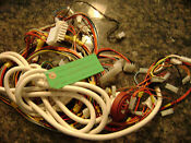 Whirlpool Front Load Washing Machine Washer Complete Wiring Harness Lhw0050pq2