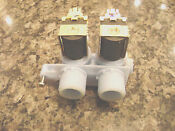 Kenmore Front Load Washing Machine Washer Water Valve 110 47531701 8540751