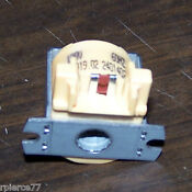 Miele Oem Dishwasher Part Relay 90919 02 2401402 Euc