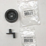 Pk236 1 Each Of Wd12x10136 Wd12x10277 Ge Dishwasher Rack Roller Wheel Stud