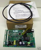 Wr49x10152 Genuine Ge Refrigerator Control Mother Board For Dual Evaporator