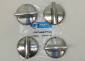 74007733 4 Pack Burner Knob For Jenn Air Gas Range Cooktop Ps2375871 Ap5668987