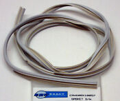 Wd08x10057 For Ge Dishwasher Door Gasket Seal Ap3798079 Ps958908