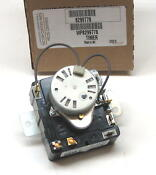 Whirlpool Kenmore Dryer Timer Control 8299778 Wp8299778 Ap6012586 Ps394431