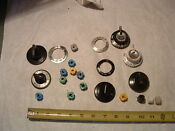 Universal Gas Electric Stove Oven Control Knob Lot