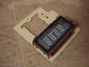 Thermador Wall Oven Display Module Board Part 14 31 694