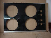 Ge Cooktop Glass Surface Part Wb61t10054