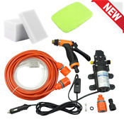 Pressure Self Priming Electric Water Pump 12v Car Washer Washing Machine Pack Ll