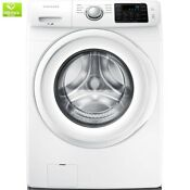 4 2 Cu Ft High Efficiency Front Load Washer In White Energy Star