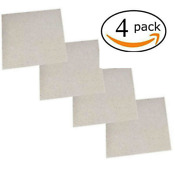 Easy To Fix Microwave Waveguide Mica Sheets Cut To Fit Cover Arcing Part Plates