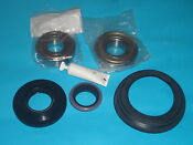 Miele Washing Machine Wkg120 Wkr570 Drum Bearings Seals Kit 9570840 Bargain