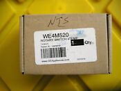 We4m520 Genuine Ge Replacement Part Clothes Dryer Rotary Temperature Switch