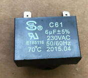 Whirlpool Microwave W10210855 Capacitor Part