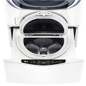 Pedestal Washer Only 1 0 Cu Ft Lg Wd100cw Sidekick8482 Part Of The Twinwasher