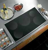 Ge Php960smss Profile Series 36 Electric Induction Cooktop