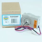Eau61524007 Refrigerator Evaporator Fan Motor For Lg Ap5950081 Ps10058947