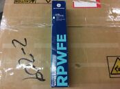 Genuine Ge Refrigerator Water Filter Rpwfe Brand New A 2