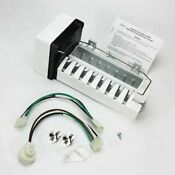 W10190966 Wpw10190966 Ice Maker For Whirlpool Kenmore Refrigerator