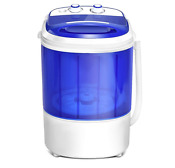 Mini Portable Washing Machine Laundry Washer Compact Small Timer Fast Clean Spin