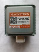 Panasonic Microwave Oven Magnetron P N 2m261 M32