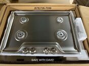 Frigidaire Ffgc 3026ss 30 Gas Burner Style Cooktop Stainless Steel