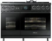Dacor Modernist 48 Freestanding Dual Fuel Range New In Box Dop48m96dlm