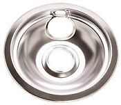 Electric Range Drip Pan Fits Ge Hotpoint Wb31m1 Chrome 6