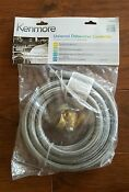 New Kenmore Universal Dishwasher Connector Kit 96 8 Stainless Steel 22 11000