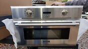 Thermador 30 Professional Stainless Steel Single Wall Oven Model Pso301m