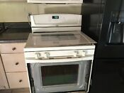 Oven Free Standing Gas Range