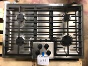 Bosch Ngm5055uc 500 30 Stainless Steel Gas Burner Cooktop 0171