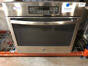 Ge Jt3000sfss 30 Single Electric Wall Oven Stainless Steel 517q