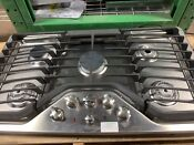 Ge Pgp976set 36 In Gas Cooktop 669q