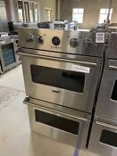 Viking Vedo5302ss 30 Double Electric Wall Oven Stainless Steel 1295