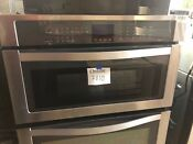 Whirlpool Woc95ec0as Stainless Steel 30 Double Wall Convection Oven 7810