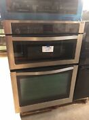 Whirlpool Woc95ec0as Stainless Steel 30 Double Wall Convection Oven 6061