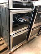Jenn Air Jjw2827ds 27 Stainless Convection Double Wall Oven 7431