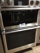 Samsung Nq70m7770ds 30 In Convection Microwave Double Oven 104w
