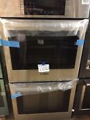 Bosch 800 Series Hbn8651uc 27 Double Electric Wall Oven Stainless 0023