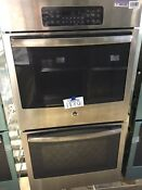 Ge Jk3500sfss 27 Stainless Steel Electric Double Wall Oven 187q