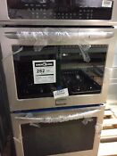Frigidaire Fget2765pf 27 Inch Double Electric Wall Oven Stainless Steel 3267
