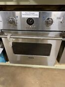 Viking Veso5272ss Professional 27 Inch Single Electric Wall Oven Stainless 8204