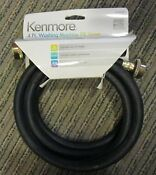 Kenmore 59025 Hot Cold 4 Ft 3 4 Fht Durable Rubber Washing Machine Hoses
