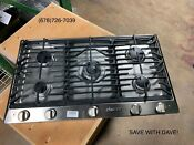 Dacor Dct365s Stainless Steel 36 In Gas Cooktop